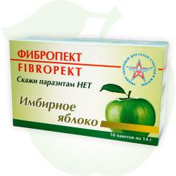 Фибропект Имбирное яблоко