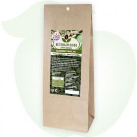 Зеленый кофе - дикое яблоко